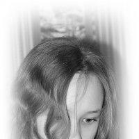 В раздумьях... :: Tatiana Markova