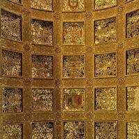 декор потолка в Замке Томар :: Petr Popov