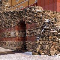 """Грот """"Руины"""" у Кремлёвской стены :: Владимир Болдырев"""