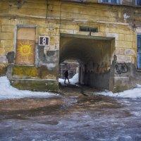 Свет в конце тоннеля.. :: Елена Волкова