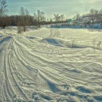снег и солнце :: дим димин