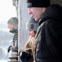 Юный фотограф :: Дмитрий Арсеньев