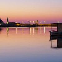 Порт в Ретимно на закате... :: Андрей