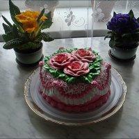 В День рождения подруги :: Нина Корешкова