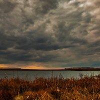Осеннее небо :: Игорь Мухамадеев