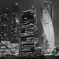 Moscow City :: Андрей Сорокин