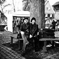 Двойной портрет :: Евгений Золотаев