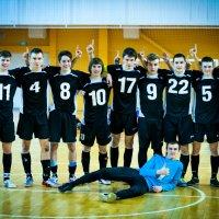 Золотые призёры ДЮСШ-7 г. Петрозаводск :: Лёха Макаров