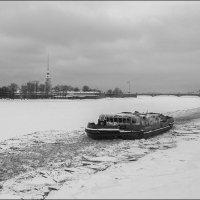 Зима на Неве :: Сергей Еремин