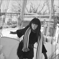 Прогулка по кораблю :: Дмитрий Конев