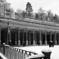 Зима в Карловых Варах :: 2сello Olga