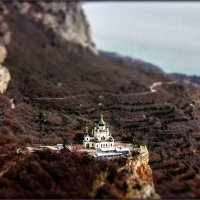 tilt shift :: Sergey Bagach