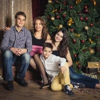 Мама и детки :: Кристина Невиль