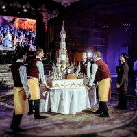 Свадебный торт :: Андрей Копанев