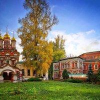 Церковь Николая Чудотворца на Берсеневке :: mila