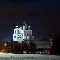 Ночной собор :: Николай Густов