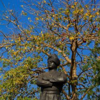 статуя Вивекананды :: Светлана Фомина