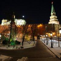 спокойной ночи Москва :: Олег Лукьянов