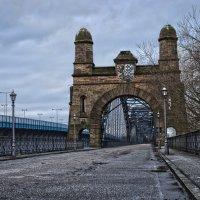 Старый мост через Эльбу :: Сергей Бордюков