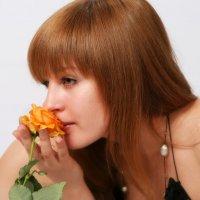 Желтая роза :: Alexander Varykhanov