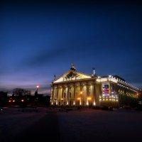Оперный в Челябинске :: Натали Акшинцева