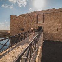 Старая крепость г.Пафос.Кипр :: Евгений Кот