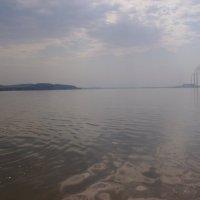 Бурштынское  море :: Андрей  Васильевич Коляскин