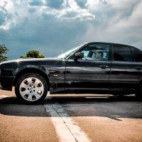 BMW на старте :: Дмитрий Чернов