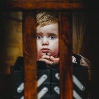 """детство из-за """" решетки """" :: Sergey Pechenkin"""