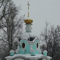 Часовня на привокзальной площади Пскова :: Fededuard Винтанюк