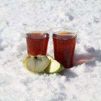 """В Новом исполнении """"...яблоки на снегу..."""" :: Александр Рейтер"""