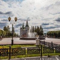 Ялуторовск :: Евгений Мельников