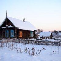 Домик в деревне :: Den Ermakov