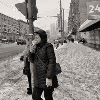На Кутузовском проспекте :: Yulia Sherstyuk