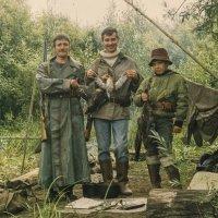 Особенности национальной охоты :: Сергей Щербаков