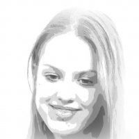 Улыбчивый портрет карандашом... :: Tatiana Markova