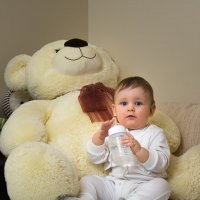Малыш и Миша :: Юрий Рекеть