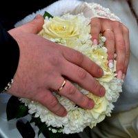 Свадебные цветы... :: Марина Пономарева