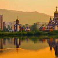 Летнее утро :: Игорь Мухамадеев