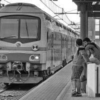 Поезд в столицу :: M Marikfoto