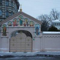 Иоанновский ставропигиальный  женский монастырь :: Елена Смолова