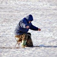 Один рыбак... :: Владимир Гилясев