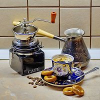 Кофе на кухне :: A. SMIRNOV