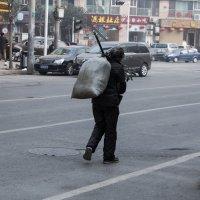 Китайский бродяга :: Эмиль Файзулин