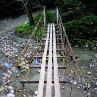 Старый мостик :: Tata Wolf