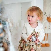 Девочка с глазами-озерами :: Анастасия Стробыкина