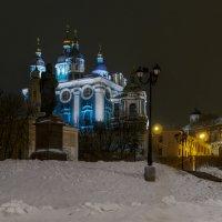 Ночной Смоленск :: Влад Халимов