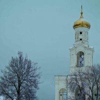 ЦЕРКОВЬ.ЮРЬЕВ МОНАСТЫРЬ В НОВГОРОДЕ. :: Евгения Кирильченко