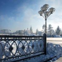 Вязь дыхания морозного :: Александр | Матвей БЕЛЫЙ