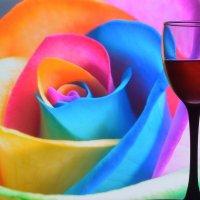 Вино и роза :: Игорь Хворостян